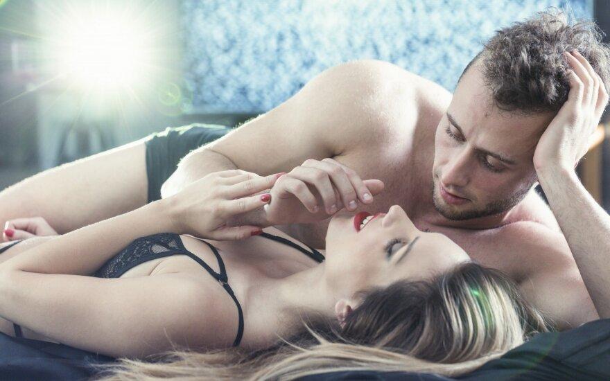 Kokiame amžiuje seksas teikia didžiausią malonumą
