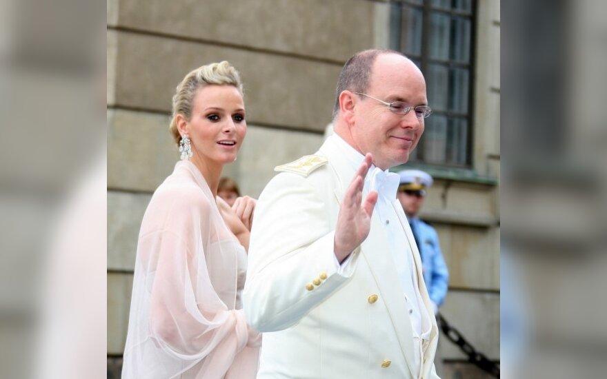 Monako kunigaikščio Alberto II vestuvės įvyks kitų metų liepą