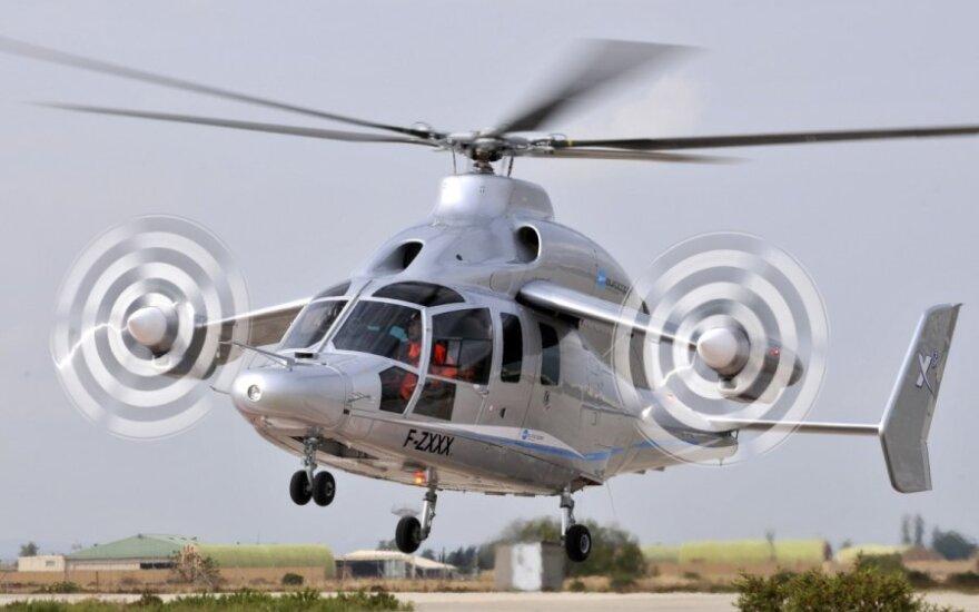"""Sraigtasparnis """"Eurocopter X3"""""""