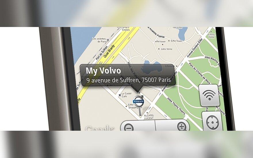 """""""Volvo"""" pirkėjams siūlo naują paslaugą"""