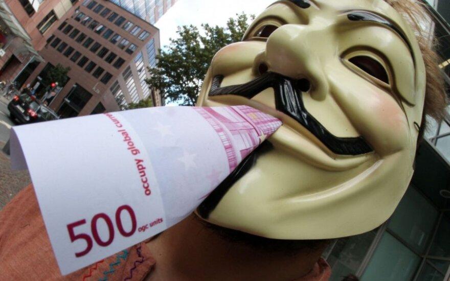 Kodėl valdžia nori, kad Lietuva įsivestų eurą?