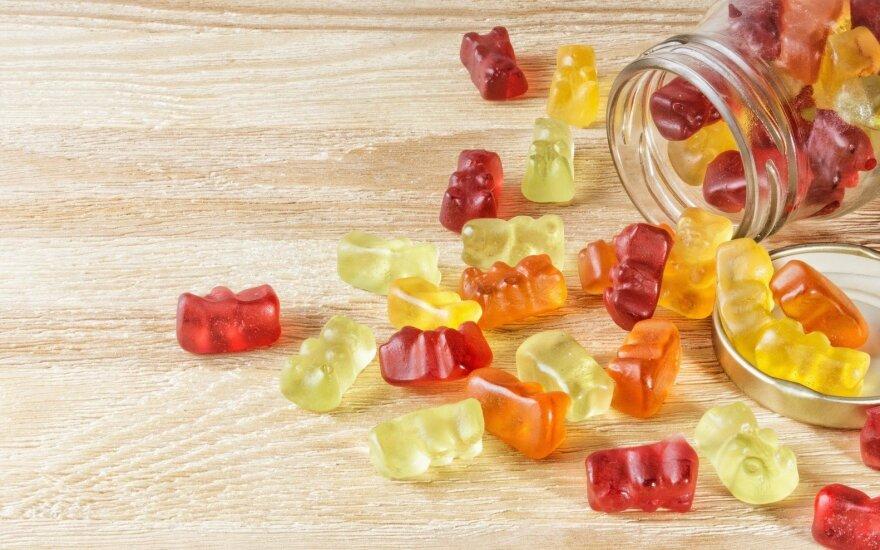 Vitaminai guminukai