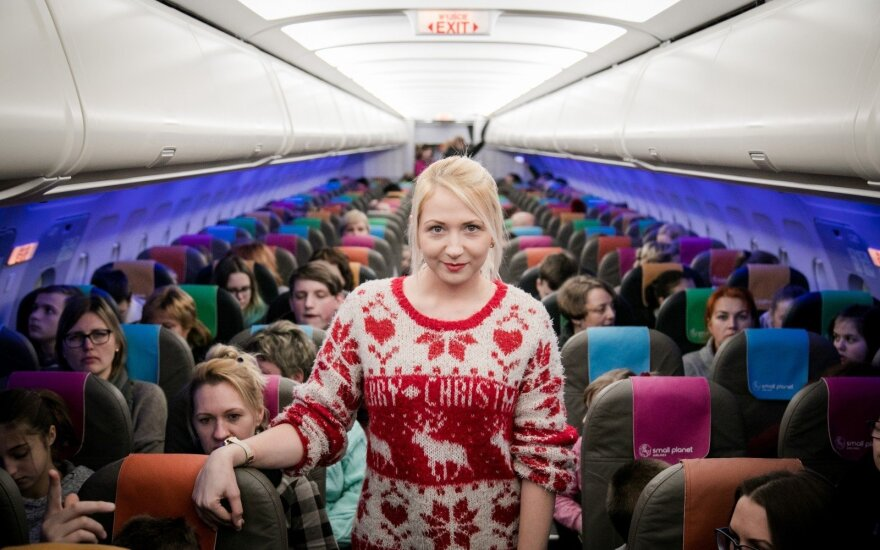 """""""Mission Lapland"""" on the way to meet the Santa Claus in Lapland"""