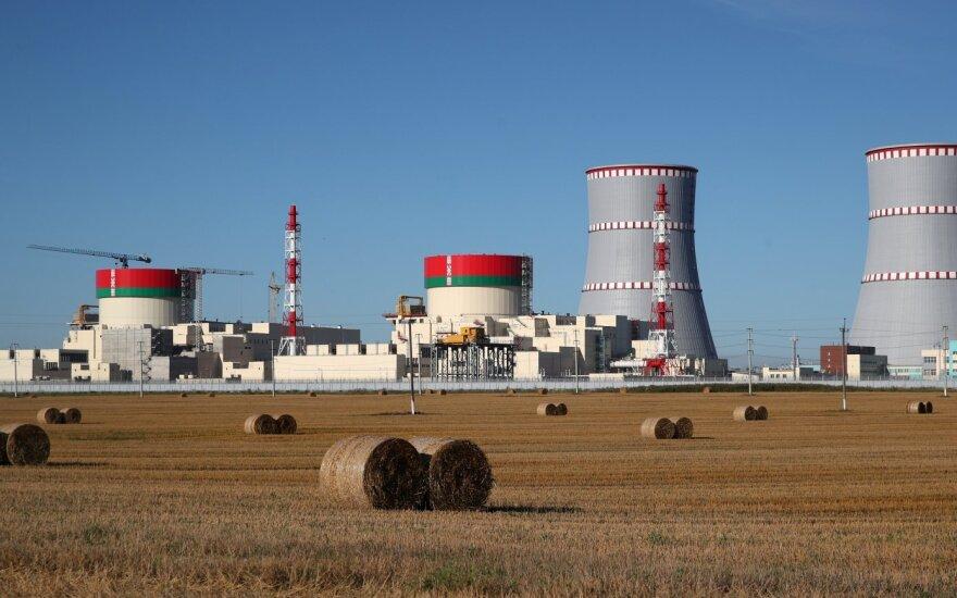 Nausėda: Astravo AE turėtų būti nepriimtina ES