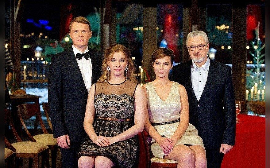 Mindaugas Stasiulis, Aušra Štukytė, Audrė Kudabienė ir Alvydas Unikauskas