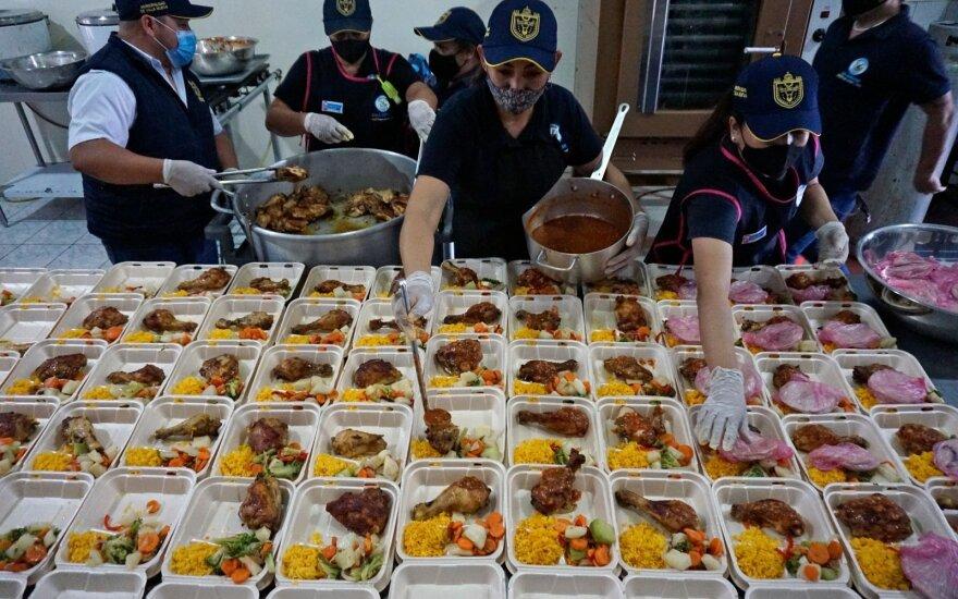 Lotynų Ameriką krečia bado krizė