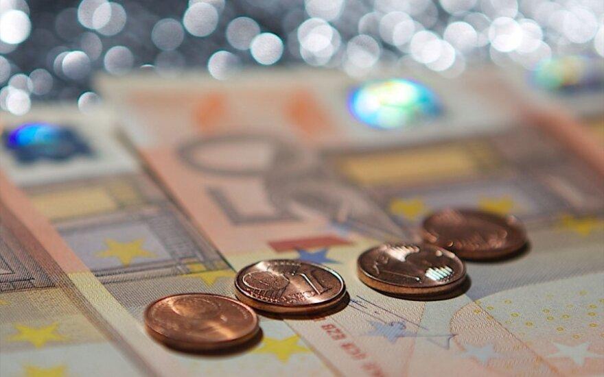 Didžioji dalis Lietuvos gyventojų įžvelgia euro naudą