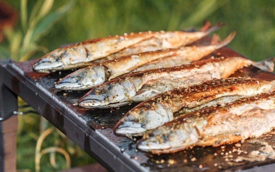 A. Ivanausko patarimai, kaip paruošti sveikesnius patiekalus ant žarijų