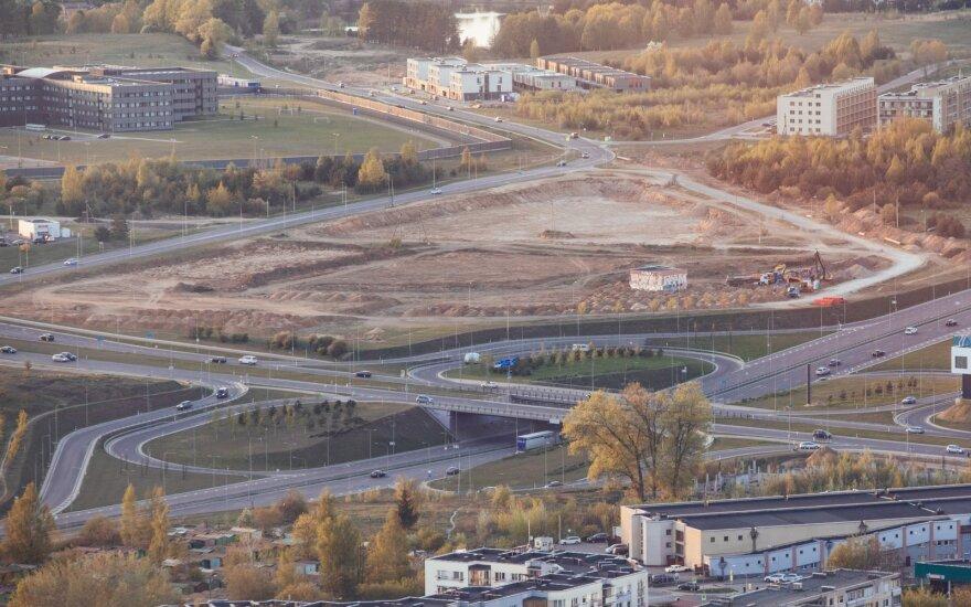 Į daugiabučių projektą Bajoruose – 20 mln. eurų investicija