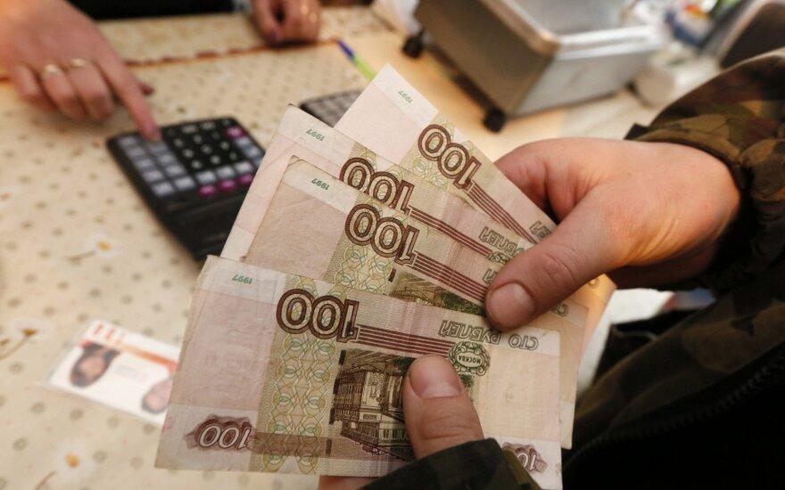 TVF: be reformų Rusijos ekonomikos augimas sustos