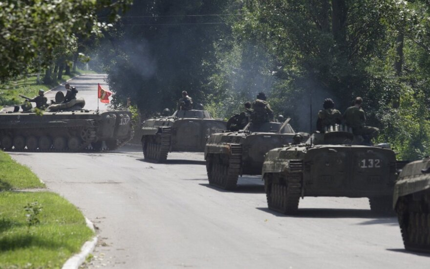 Prorusiški separatistai