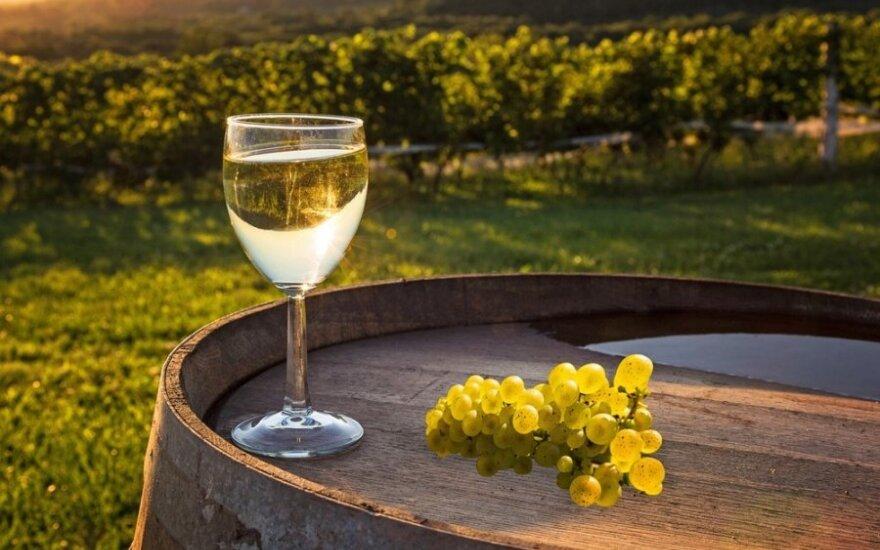 Kokį vyną renkasi lietuviai?