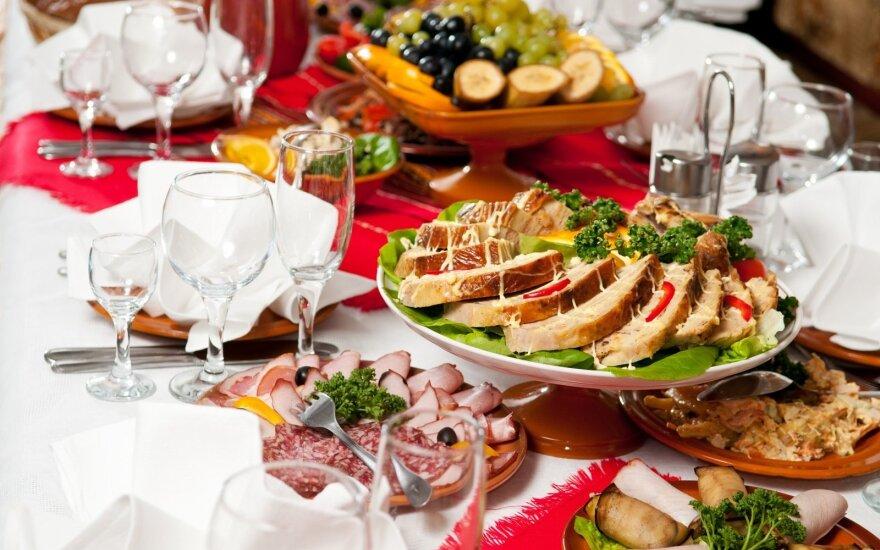 Patarimai, kaip išvengti persivalgymo per Velykas
