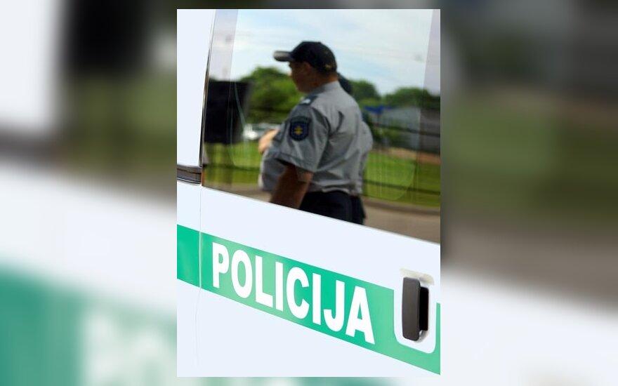 Policija, policininkas