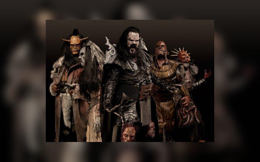 """Grupė """"Lordi"""""""