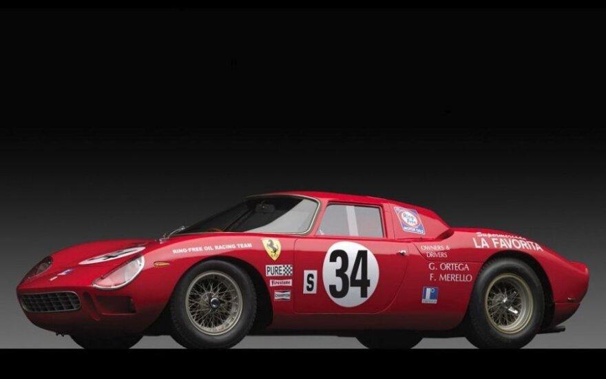 Aukcione parduotas Ferrari 250 LM