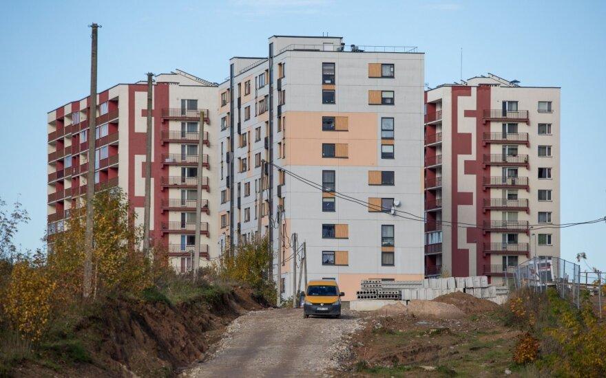 Didžiųjų miestų plėtrą Lietuvoje vadina chaotiška – pasiūlė, ką reiktų keisti