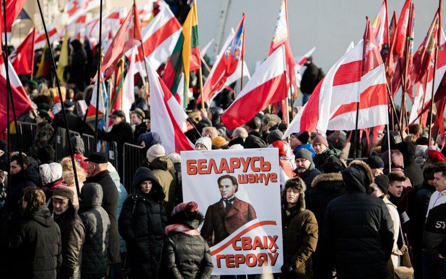 Prezidento patarėja: remiame pilietinės visuomenės Baltarusijoje kūrimą