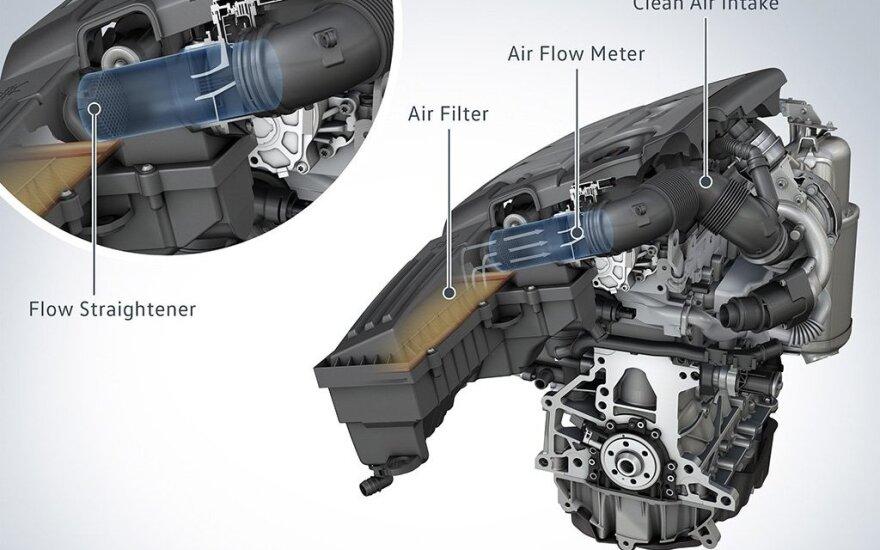 """Volkswagen"" 1.6l variklio korekcija"