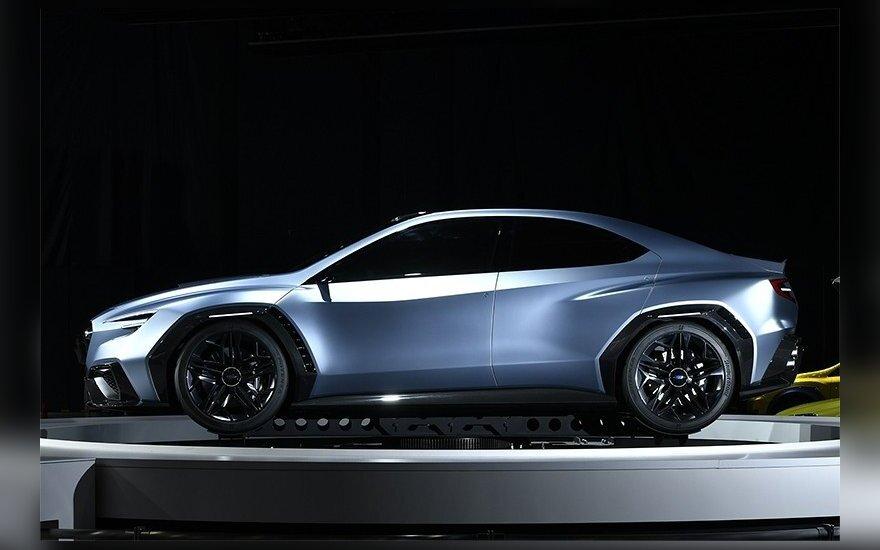 """Subaru Viziv Performance Concept"""
