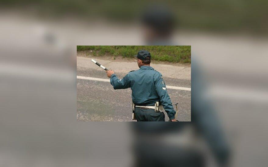 Policininkai kelia įtampą net KET nepažeidusiems vairuotojams