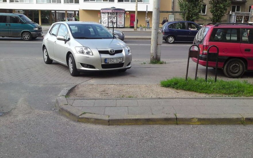 Vilniuje, Antakalnio g. 2011-07-07
