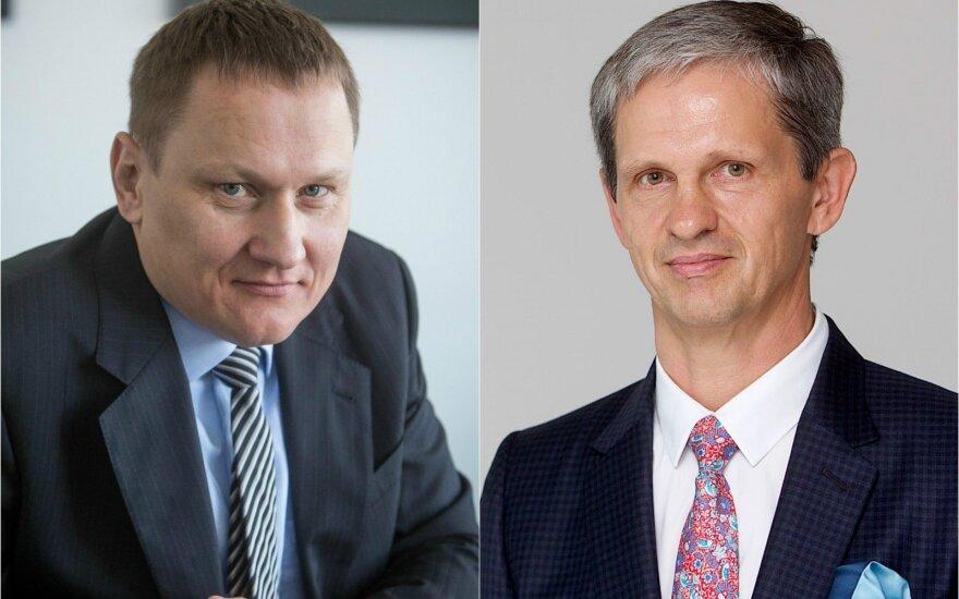 Mindaugas Marcinkevičius ir Nerijus Numavičius