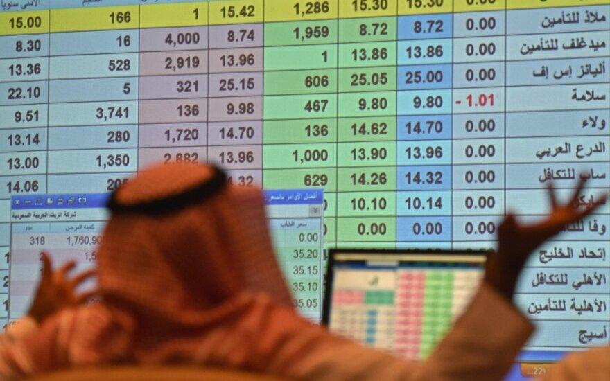 Po naujojo Rijado žingsnio kainų kare, pasaulio naftos rinkoje – dar viena griūtis