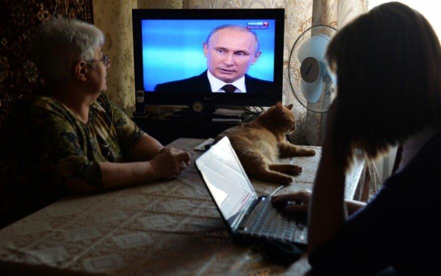 """Buvęs Kremliaus patarėjas: V. Putino """"taikdariai"""" – vienas iš užgrobimo etapų"""