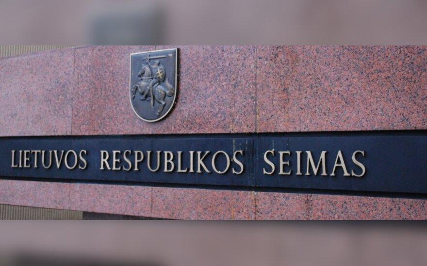 Sausio 13-ąją prie Seimo piketuos medikų atstovai