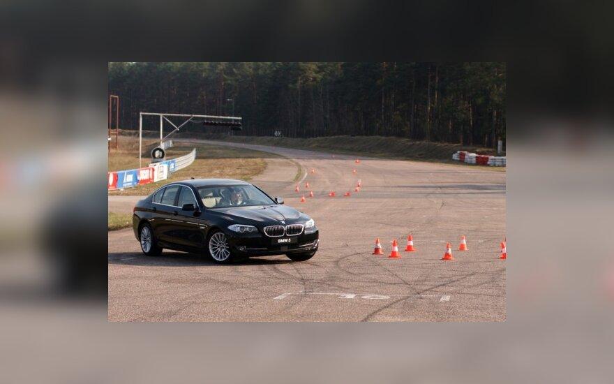 """BMW Lietuvos čempionų taurės"""" varžybos"""