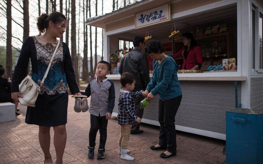 Ką apie savo gyvenimą pasakoja paprasti šiaurės korėjiečiai