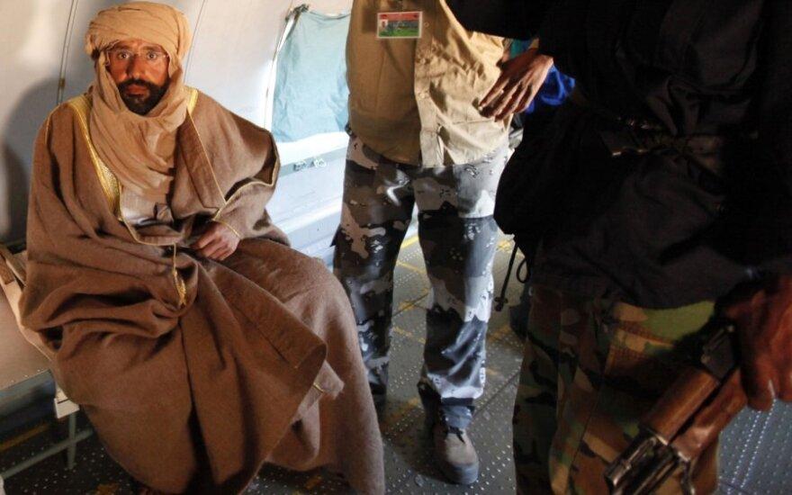Saifas al Islamas Gaddafi