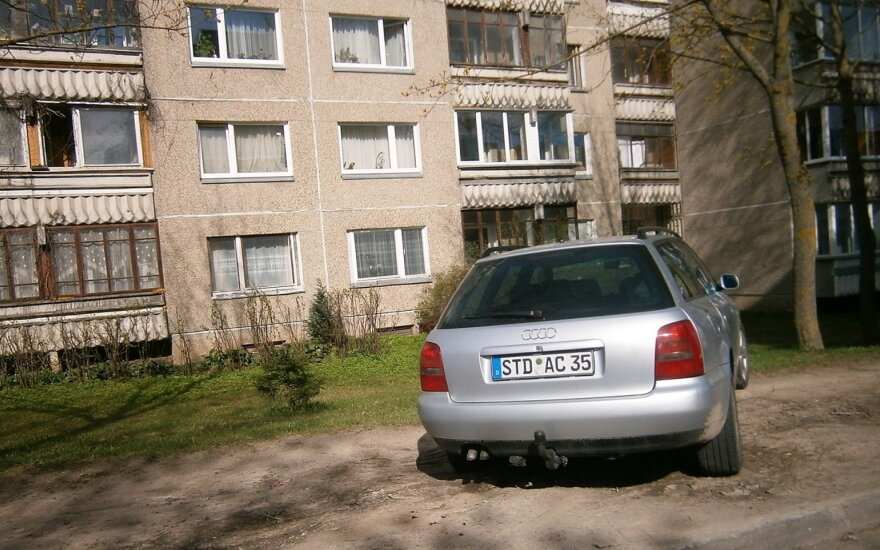 """Savaitės """"Baudos kvitas"""": aš statau prie savo lango!"""