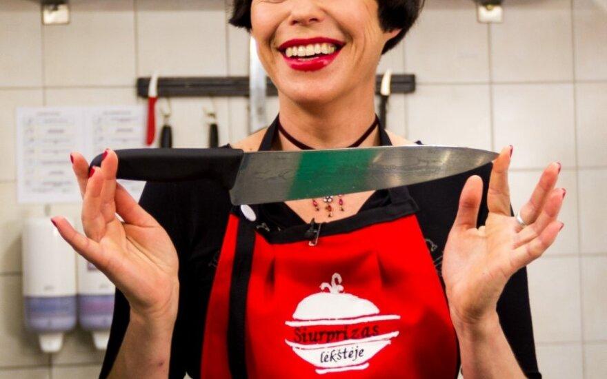 N. Marčėnaitė atskleidė gardžiausias Anglijos virtuvės paslaptis