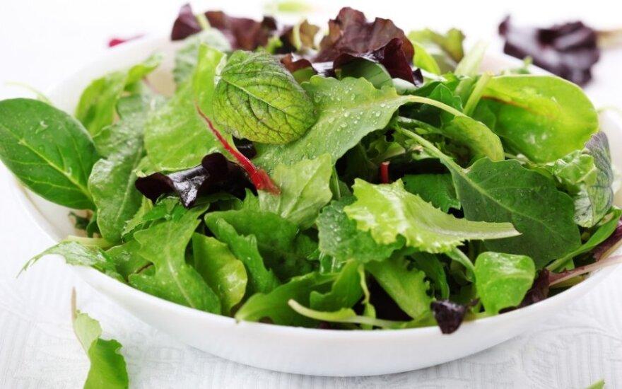 Žalumynas, ypatingai sveikas širdžiai ir mažinantis cholesterolio kiekį