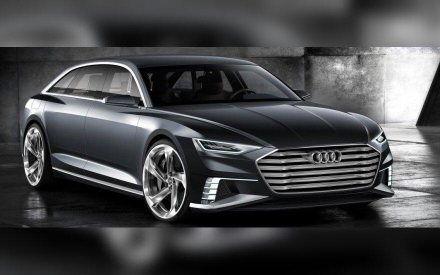 Audi prologue Avant koncepcija