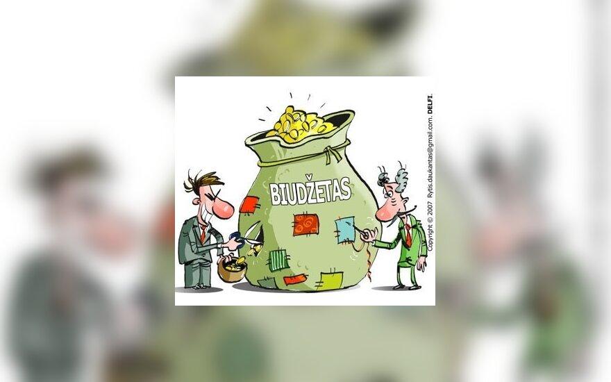 Patvirtintas 680 mln. Lt Kauno miesto biudžetas