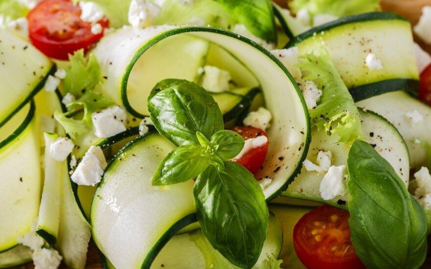 Puiki daržovė: mažai kalorijų, daug vitamino C