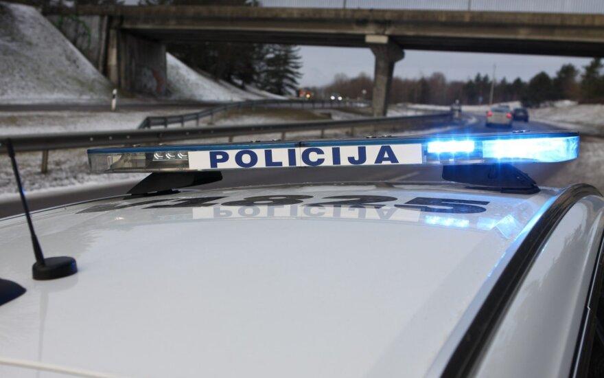 BMW gaudynės Vilniuje: degalų vagims pasprukti nepavyko