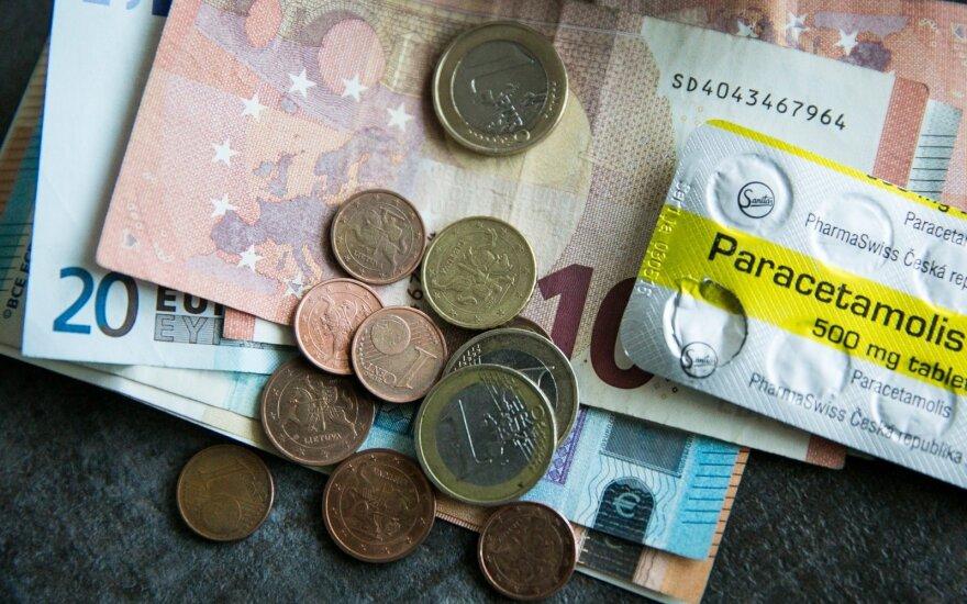 Jei susirgote ne laiku, rizikuojate prarasti pinigų