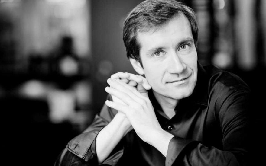 Į Lietuvą atvyksta pasaulinio garso pianistas Nikolajus Luganskis