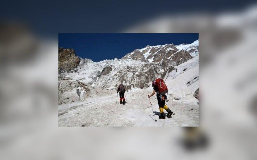 Ekspedicijos į Nanga Parbat akimirkos