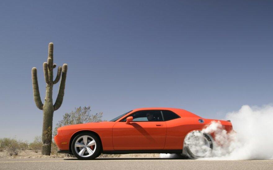 Amerikoje – mažiausiai automobilių vagysčių nuo 1967 m.