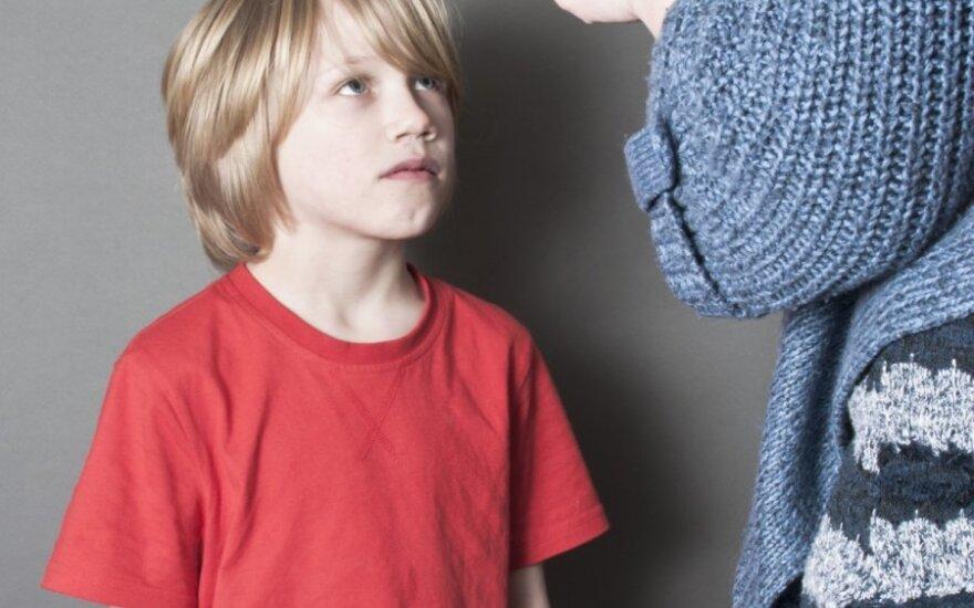 Bausti ar nebausti: kaip atrodo bausmė vaiko akimis ir kokios yra bausmių alternatyvos