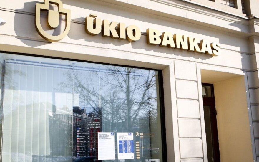 Ūkio banko turtas liko Šiaulių bankui