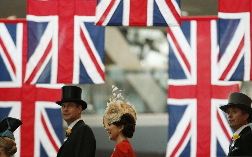 Lietuvoje lankysis Jungtinės Karalystės princas Edvardas.