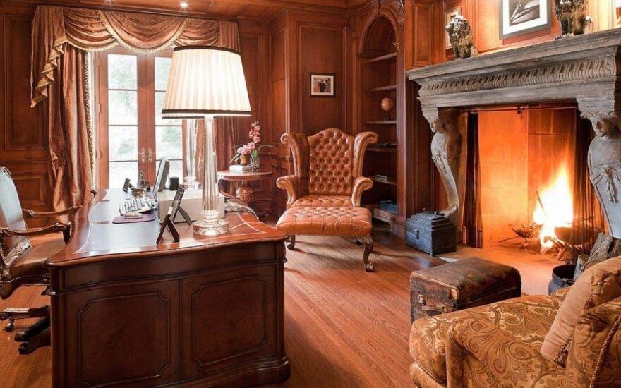 C. Zeta-Jones ir M. Douglasas įsikūrė namuose už 11 mln. dol.
