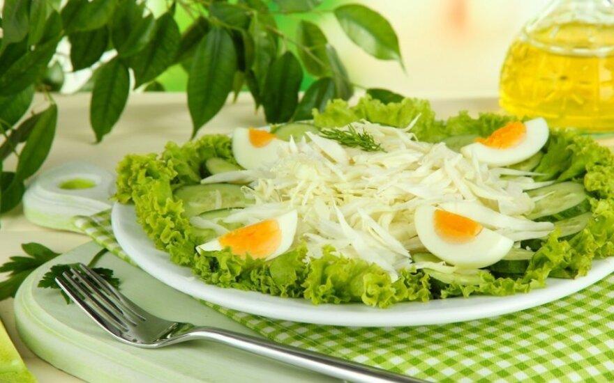 Moteris atsisakė dietų ir sulieknėjo: iš naujo išmokau valgyti