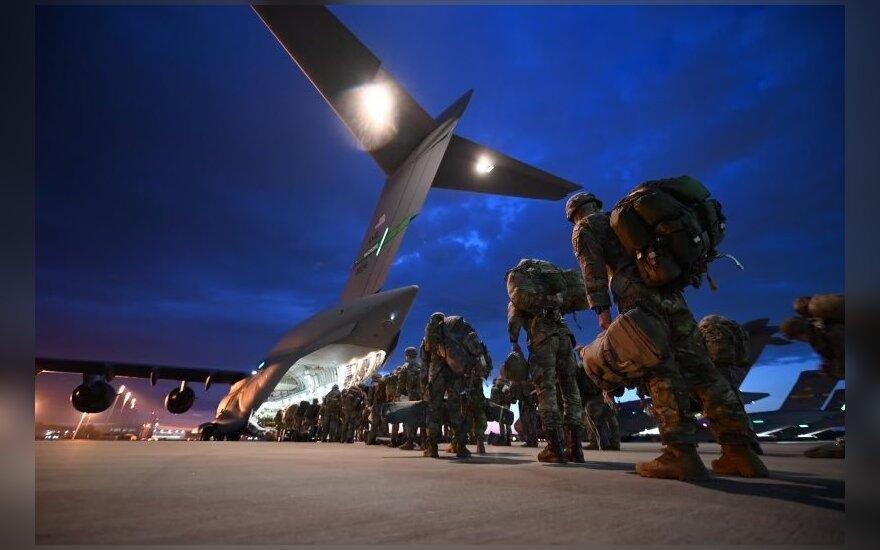 Baimė dėl slapto JAV ir Rusijos sandėrio: kas bus pasiryžę žūti dėl Vilniaus